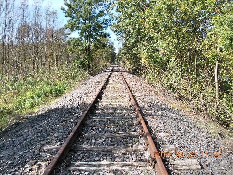 Gyalogosan a síneken, de mégis biztonságban -Zala-völgyi vasút