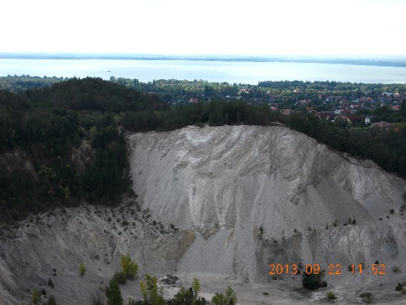 Vadnyugati környezetben – Gyenesdiási murvabánya és Berzsenyi kilátó, Pető hegy
