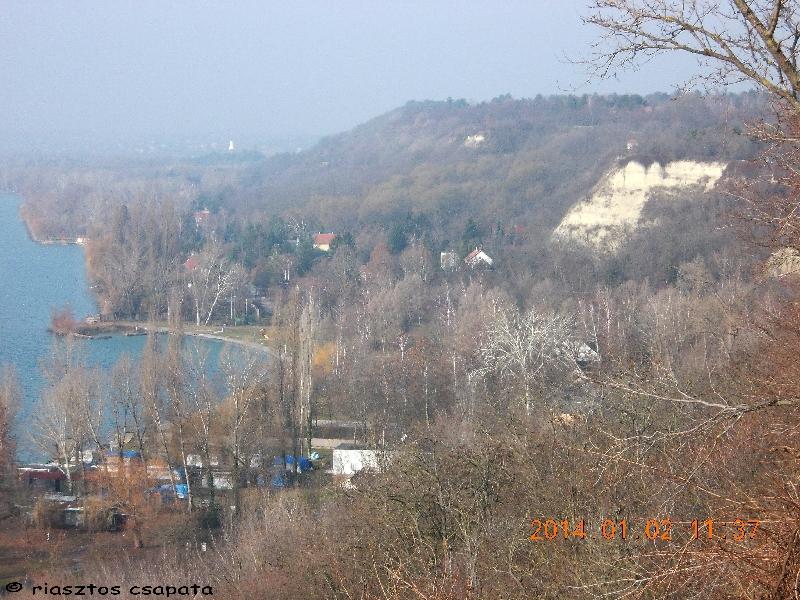 Új év, új ládák – Világosi magaspart, Balatoni löszfal és Balatonkenese, löszfal